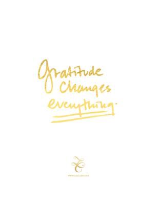 Gifts Of Gratitude The Write Teacher S
